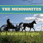 Mennonites in neighbourhoods in Waterloo Ontario