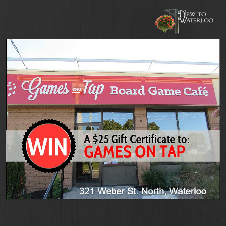 Games on Tap: Living in Waterloo Ontario Just Got a Lot More Fun
