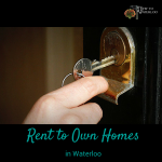 Waterloo Rentals - New To Waterloo