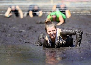 Don't like to get dirty? Then the Rugged Maniac race isn't for you.