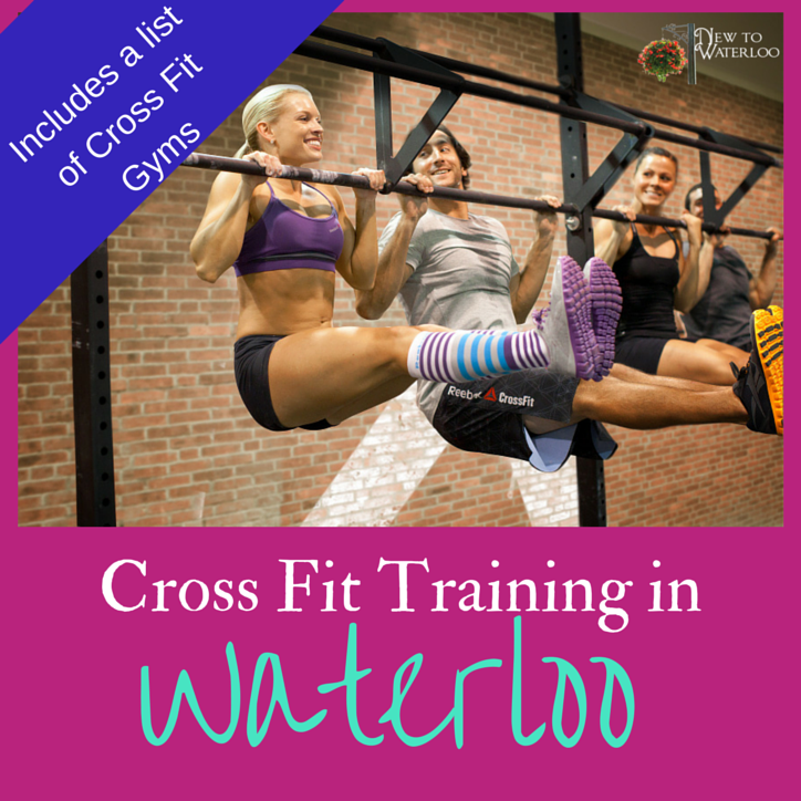 Cross Fit Training in Waterloo Ontario