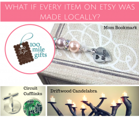 100 Mile Gifts: Shopping local Has Never Been Easier