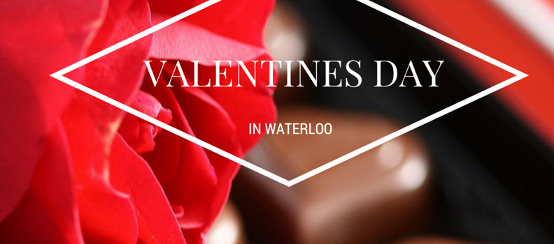 Valentine's Day in Waterloo Ontario