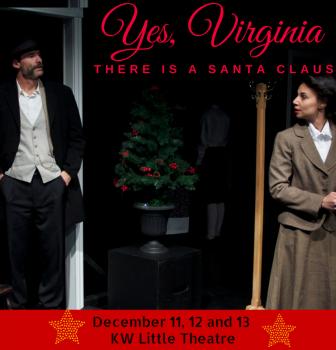'Yes, Virginia' Now Playing in Waterloo Ontario