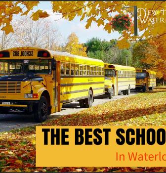 The Best Schools In Waterloo Ontario