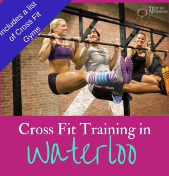 Cross Fit Training in Waterloo Ontario