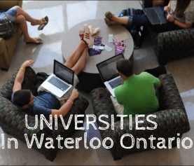 Planning To Join Schools in Waterloo Ontario? Consider Our Universities