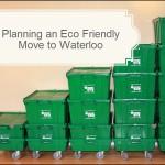 Bins make moving to Waterloo Ontario responsible