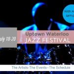 Uptown Waterloo Jazz Festival