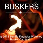 Busker Carnival rocks neighbouroods in Waterloo Ontario