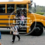 Schools in Waterloo Ontario: Levels of Education