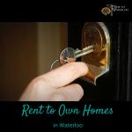 Waterloo Rentals - New To Waterloo