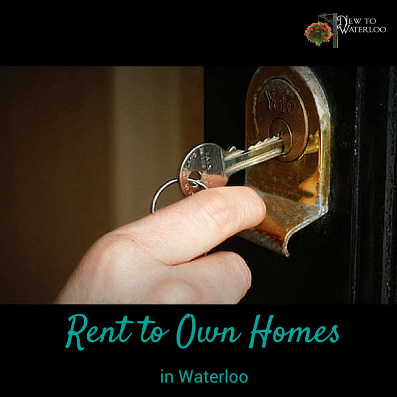 Waterloo Rentals: Explore The Rent To Own Option