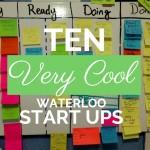 10 Very Cool Waterloo Startups