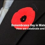 Remembrance Day in Waterloo, Ontario