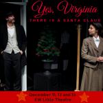 Yes, Virginia being performed live in Waterloo Ontario