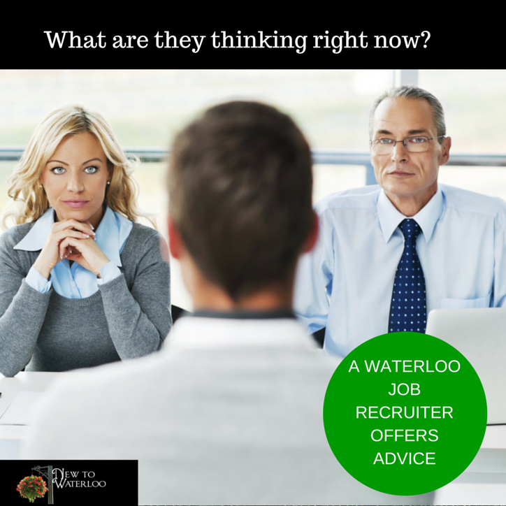 A Waterloo Ontario Job Recruiter on how to stand out