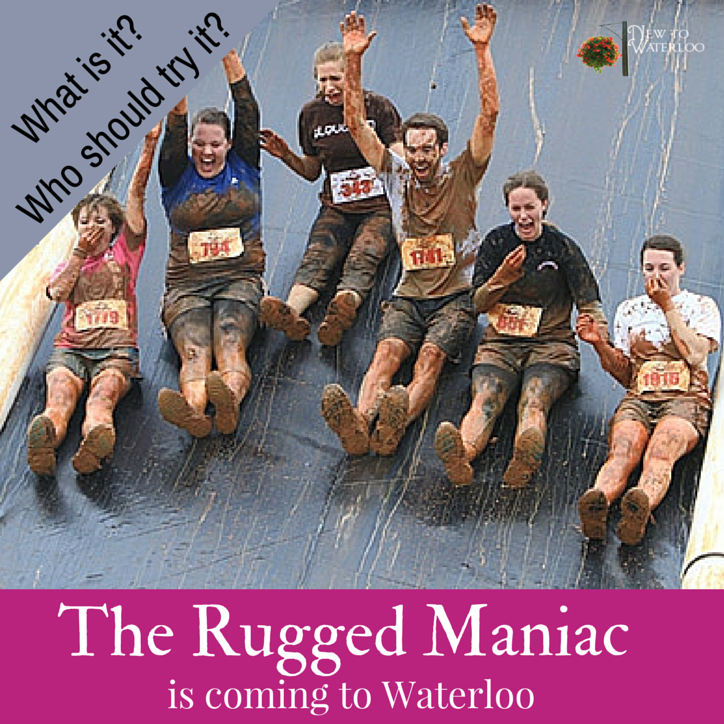 The Rugged Maniac is Coming to Waterloo Ontario