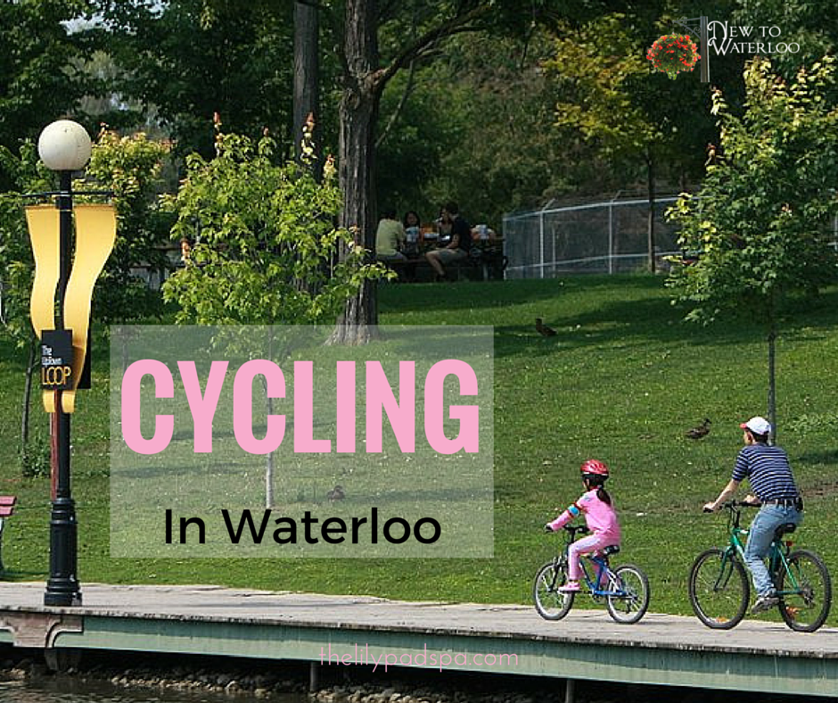 Waterloo Ontario: An Exciting Cycling Community